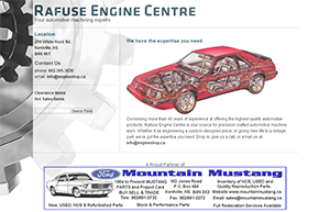 engineshop.ca  Our Partner Sites by Authcom, Nova Scotia\s Internet and Computing Solutions Provider in Kentville, Annapolis Valley