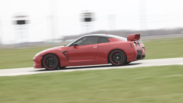 Exotic Car Tours Trackday At Toronto Motorsports Park