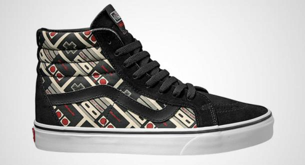 60f53f050b6652 %name Nintendo and Vans teamed up to make the video game shoes of your  dreams